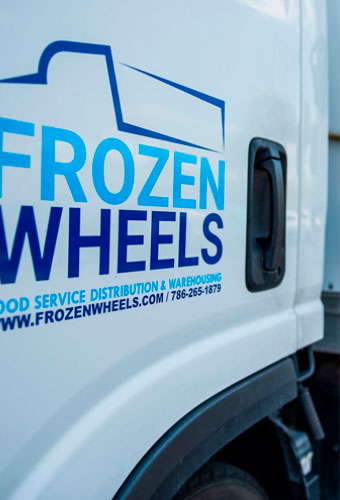 Frozen Wheels Distribution