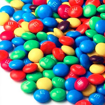 M&Ms® Plain WHOLE