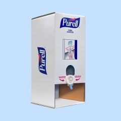 Purell hand Sanitizer Quick Stand Kit