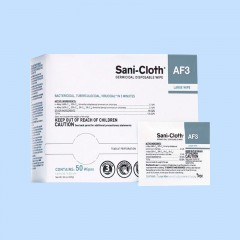 Sani-Cloth® AF3 Germicidal Disposable Wipe